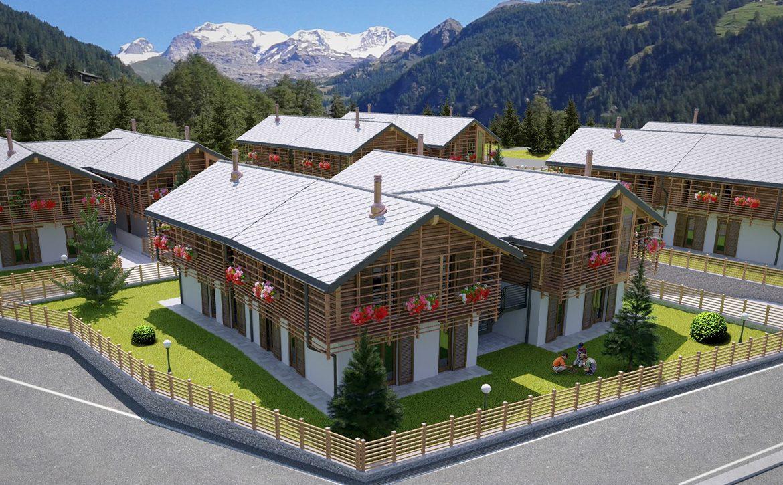 Valle d'Aosta – Ayas - Appartamento monolocale