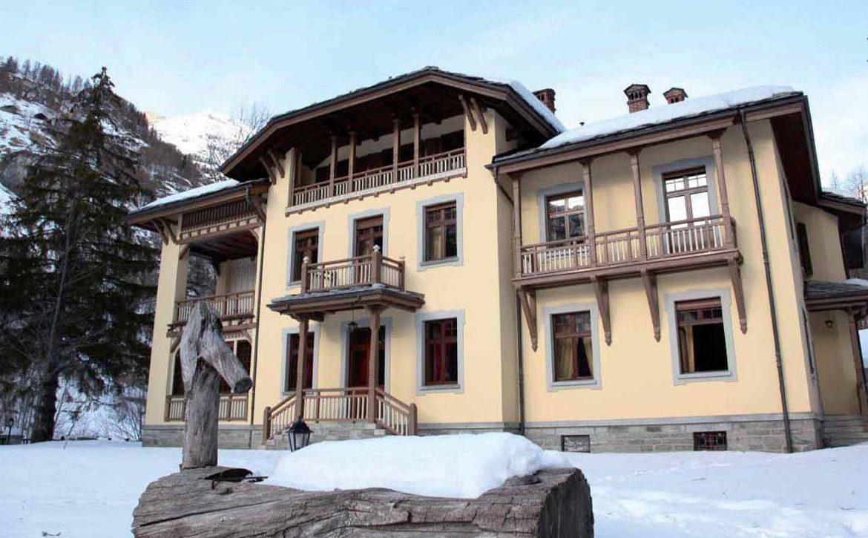 Valle d'Aosta – Gressoney Saint Jean | Villa Liberty