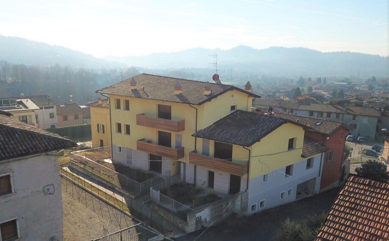 Sorisole - Via San Giuseppe | Trilocale in residence con giardino